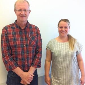Niels Vestergaard og Anne Merrild Hansen