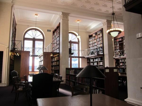 Library Columbia Uni